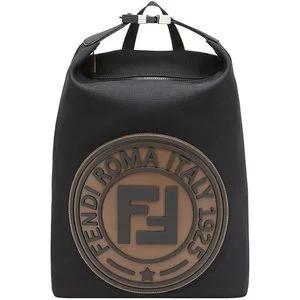 FENDI canvas backpack