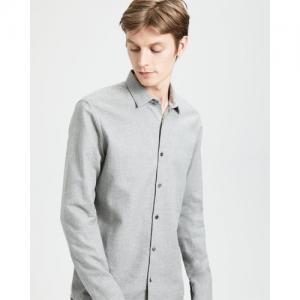 Pin-Dot Standard-Fit Shirt