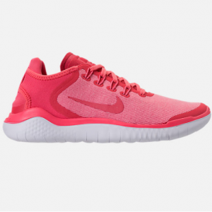 $30(value $100) for Nike Women's Free RN 2018 Running Shoes @ Finish Line