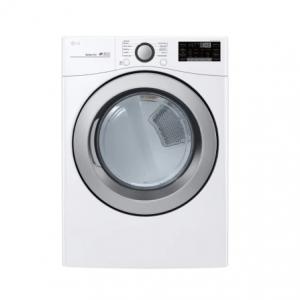 LG  DLG3501W 27 Inch 7.4 cu. ft. Gas Dryer