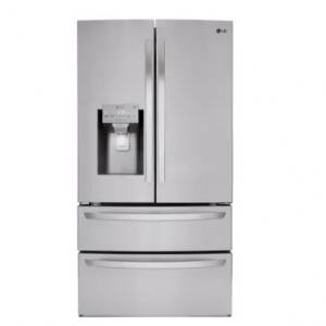 LG  LMXS28626S 36 Inch 4-Door French Door Refrigerator