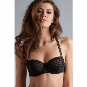 petit point balcony bra