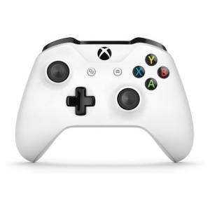 Microsoft Xbox One Wireless Controller, White, TF500002