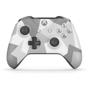 Microsoft Xbox One Wireless Controller, Winter Forces Special Edition (Walmart Exclusive), WL3-000