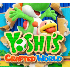 Yoshi's Crafted World - Nintendo Switch @ Amazon
