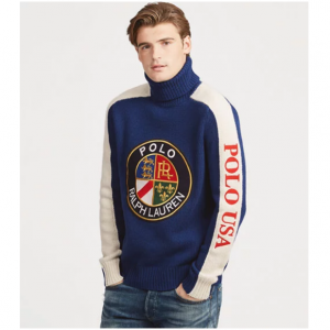 POLO RALPH LAUREN Wool Turtleneck Sweater