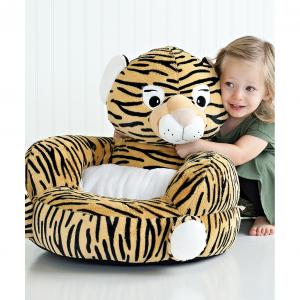 【Zulily】Trend Lab 可爱动物毛绒座椅 仅售$34.99!