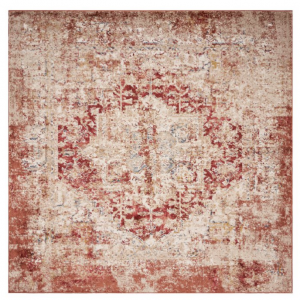 KAS Rugs Manor Jerome Indoor Area Rug 10L x 8W ft. Spice