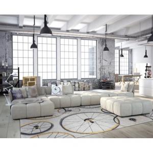 KAS Rugs Sonesta 2035 Wheels In Motion Indoor Area Rug 1.67 x 2.5 ft.
