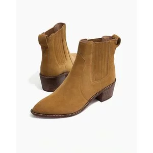 The Ramsey Chelsea Boot in Suede