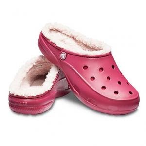 Women's Crocs Freesail Plush Fuzz-Lined Clog
