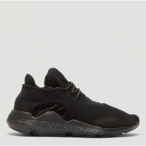 Y-3 Saikou Sneakers in Black