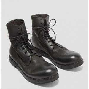 MARSÈLL Zucca Zeppa Boots in Black