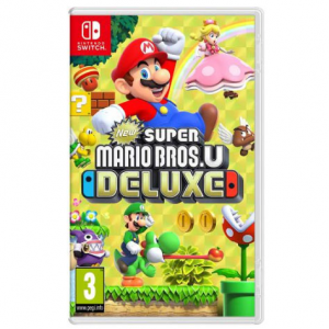 New Super Mario Bros U Deluxe - Nintendo Switch @ MassGenie