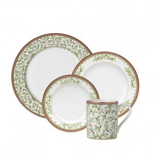 Mikasa® - Holiday Traditions 32 Piece Dinnerware Set with Mugs