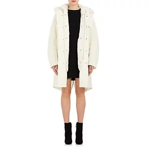 HELMUT LANG RE-EDITION Shearling & Fur Embellished Parka