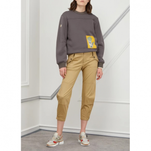 Chloé Patch sweatshirt
