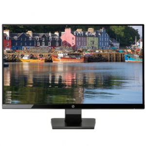 "$140 off HP - 27w 27"" IPS LED FHD Monitor - Black Onyx @ Best Buy"