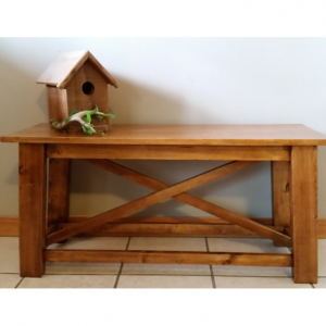 Bench, wood bench, Rustic becnh, rustic entryway bench, Farmhouse Bench, Rustic wood dining bench
