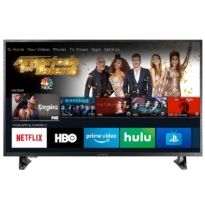 "$130 off Insignia™ 43"" Class LED 2160p Smart 4K UHD TV with HDR Fire TV Edition @ Best Buy"