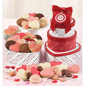From $19.99 Valentine's Day Cookies & Gifts @ Cheryl's