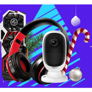 AliExpress Christmas deals up to 50% off
