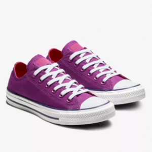 $20.98(value $55) for Converse Chuck Taylor All Star Seasonal Colors Low Top @ Nike