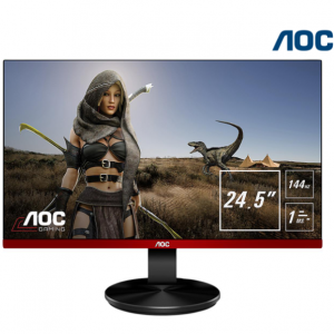 "$30 off AOC Gaming G2590FX 24.5"" gaming monitor @ Newegg"