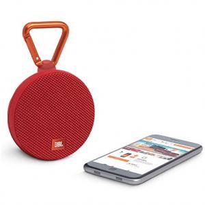 JBL Clip 2 Waterproof Portable Bluetooth Speaker @ Amazon