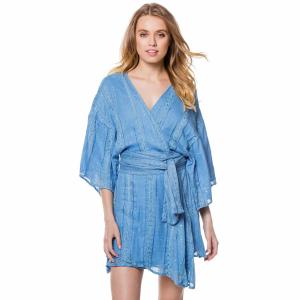 Graziella Sequin Short Kimono Dress