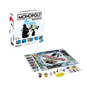 Monopoly Gamer Collector's Edition just $17.49 (Normal $39.99) @ Amazon