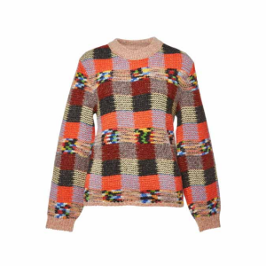 MISSONI Pullover with Alpaca, Wool and Cashmere