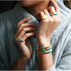 Monica Vinader Winter Sale on Bracelets, Rings, Earrings and More