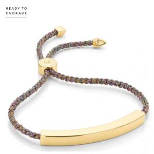 Linear Large Friendship Bracelet