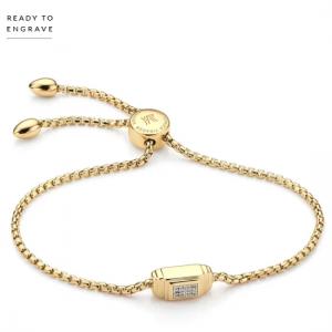Baja Deco Diamond Bracelet