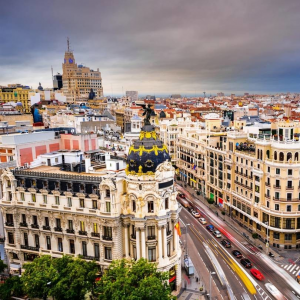 Cheap flights to Madrid from €23 @Iberia Express