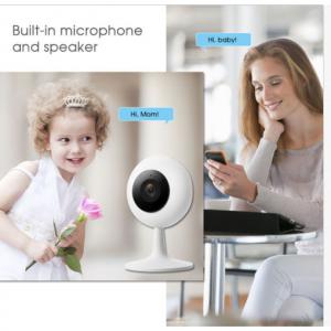 Xiaomi IMI LAB HD 1080P/720P IP Camera WIFI Two Way Audio Home Baby Pet Monitor @ eBay