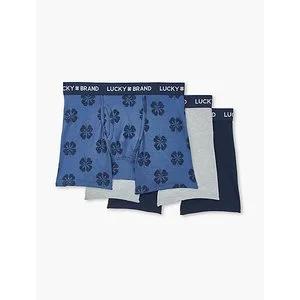 Blue Pot Leaf Clover 3-Pack