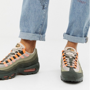 Nike Air Max 95 OG Trainers In orange AT2865-200