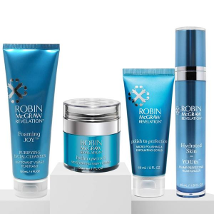 27% OFF Skin Cleansing & Moisturising Recovery Kit @Robin McGraw Revelation
