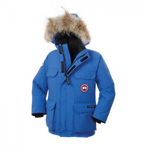 Canada Goose 大童款防寒外套