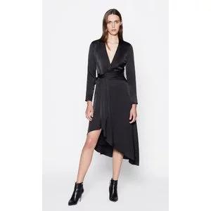 ADISA DRESS TRUE BLACK
