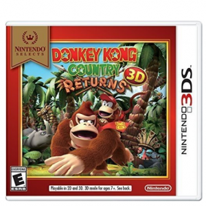 $19.88 for Nintendo Selects: Donkey Kong Country Returns 3D @ Amazon