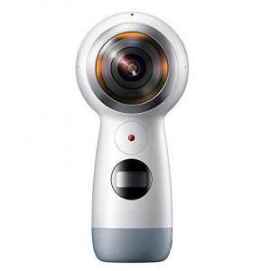 Samsung Gear 360 2017 Edition 4K VR Camera @ Amazon