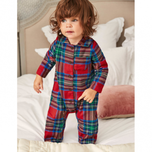 Checked Flannel All-in-one