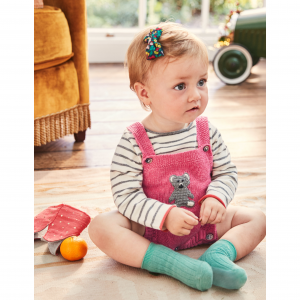 Cosy Knitted Romper Set