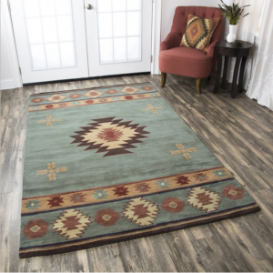 Rizzy Home Southwest SU2008 Indoor Area Rug 3 x 5 ft.