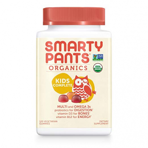 SmartyPants Kids Gummy Vitamins & Probiotic Hot Sale @ Amazon