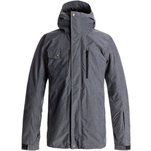 Quiksilver Mission 3-In-1 Hooded Jacket - Men's