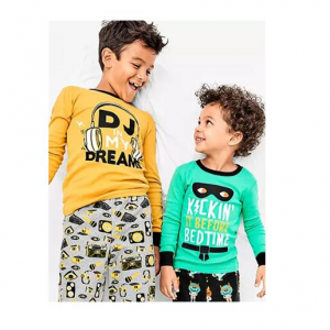 Up to 60% off Kid's pajamas clearance @ Carter's